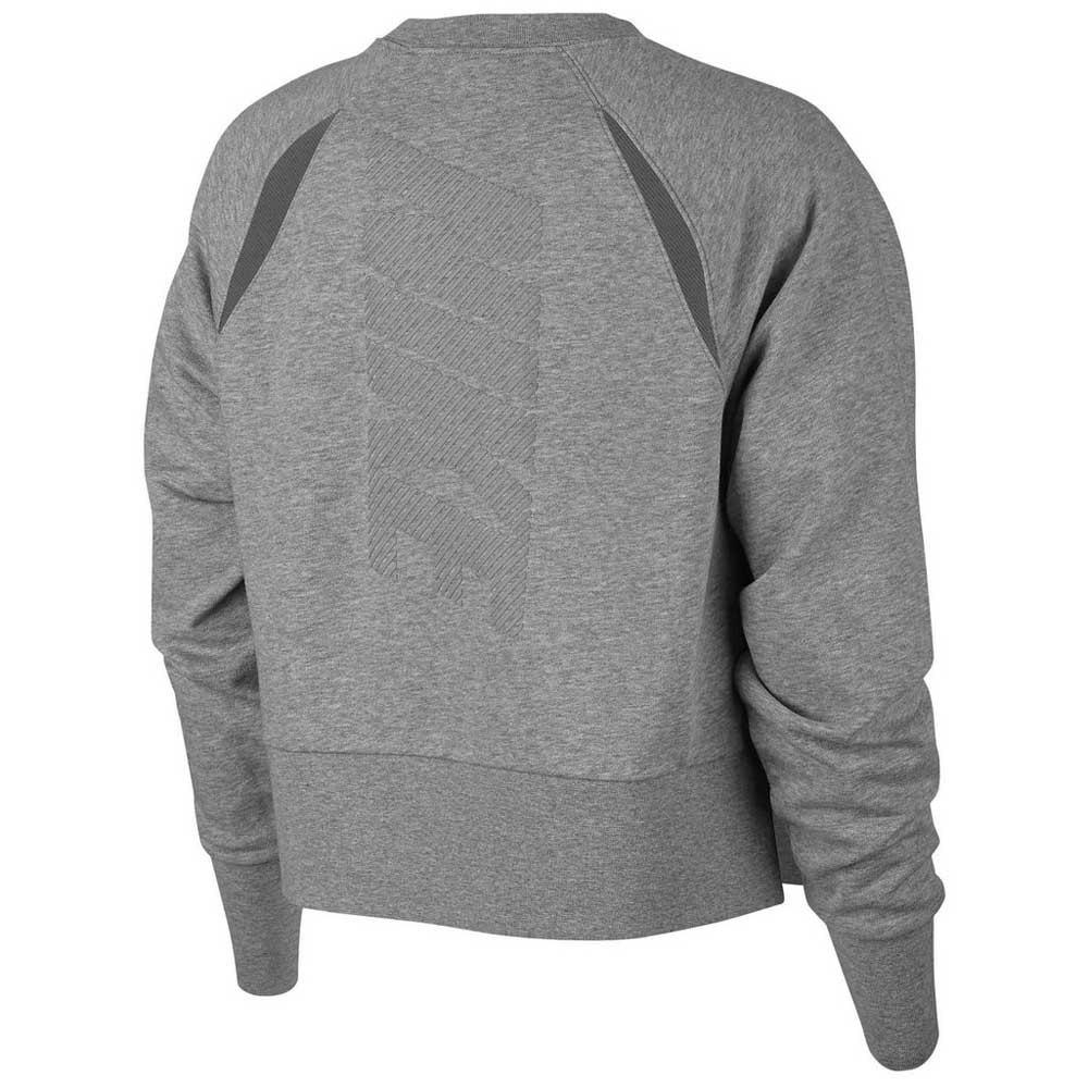 2e7e888d48c3b Nike Dry Crew GRX Versa Grey buy and offers on Traininn