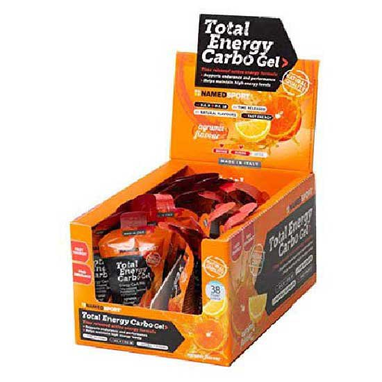 Named sport Total Energy Carbo 24 Units