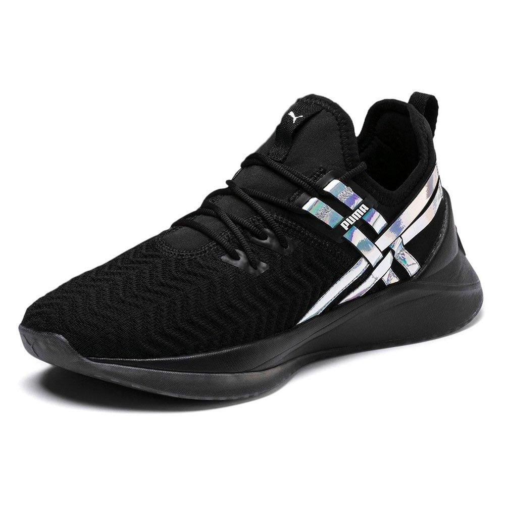 Puma Jaab XT Iridescent TZ Shoes Black buy and offers on Traininn