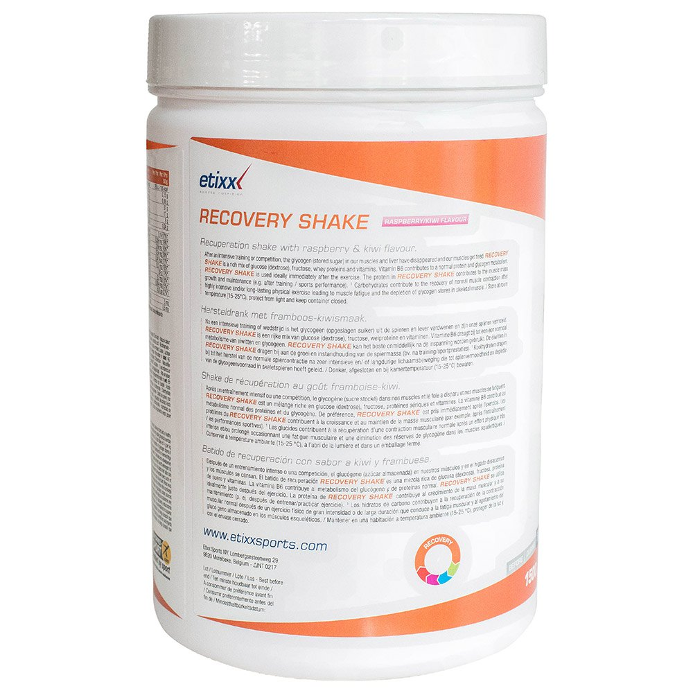 Recovery Shake 1500gr