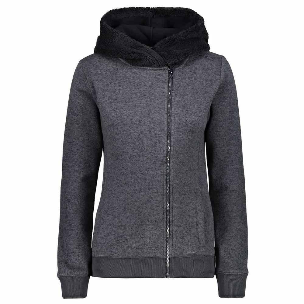 Cmp Woman Jacket Fix Hood