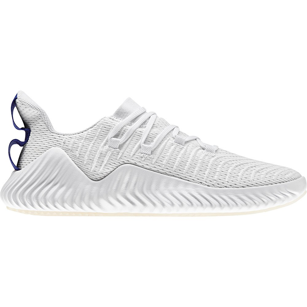 74e7197a0 adidas Alphabounce Trainer White buy and offers on Traininn