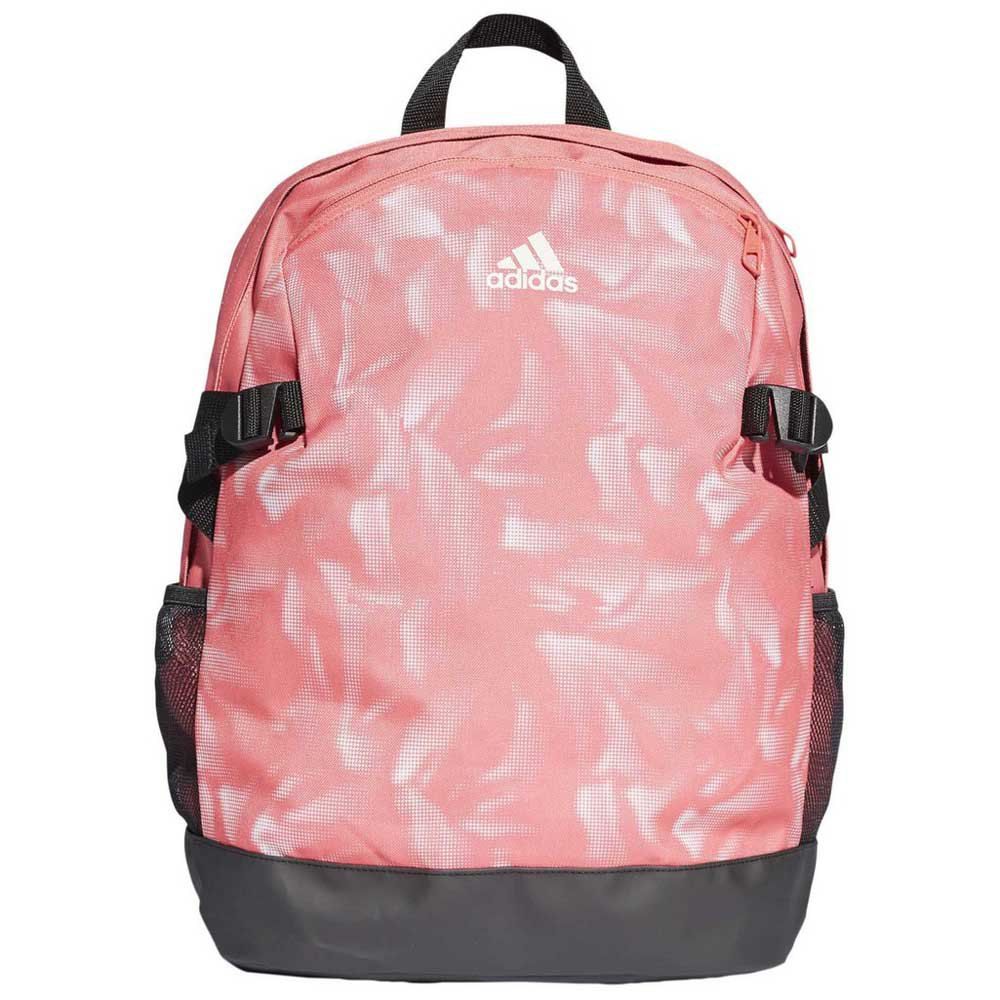 best service 1d434 b91df adidas Power IV Graphic 25.75L Pink buy and offers on Traininn