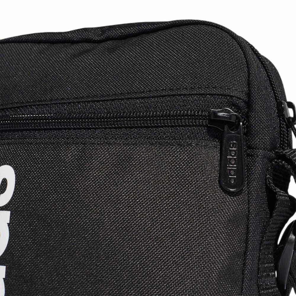 95889d3cd adidas Linear Core Organizer Preto comprar e ofertas na Traininn