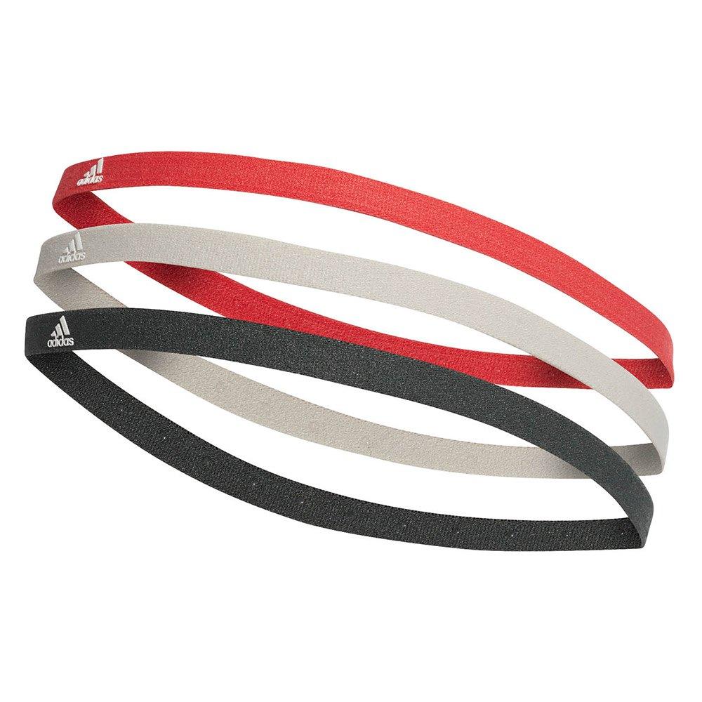 37cfc0de808 adidas Hairband 3 Pack Multicolor, Traininn