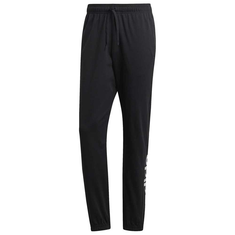 adidas Essentials Linear Single Jersey Pants Long