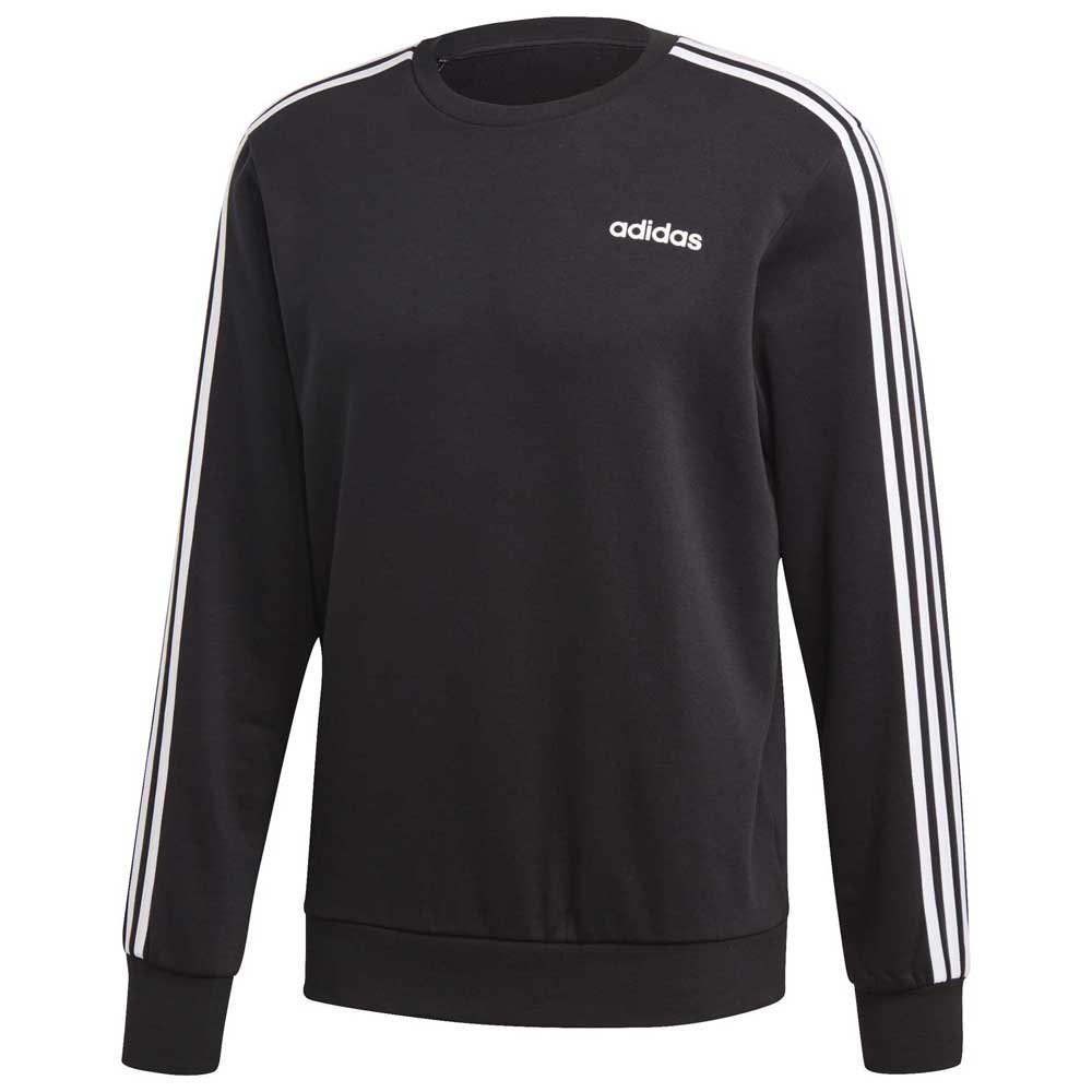 adidas Essentials 3 Stripes Crewneck
