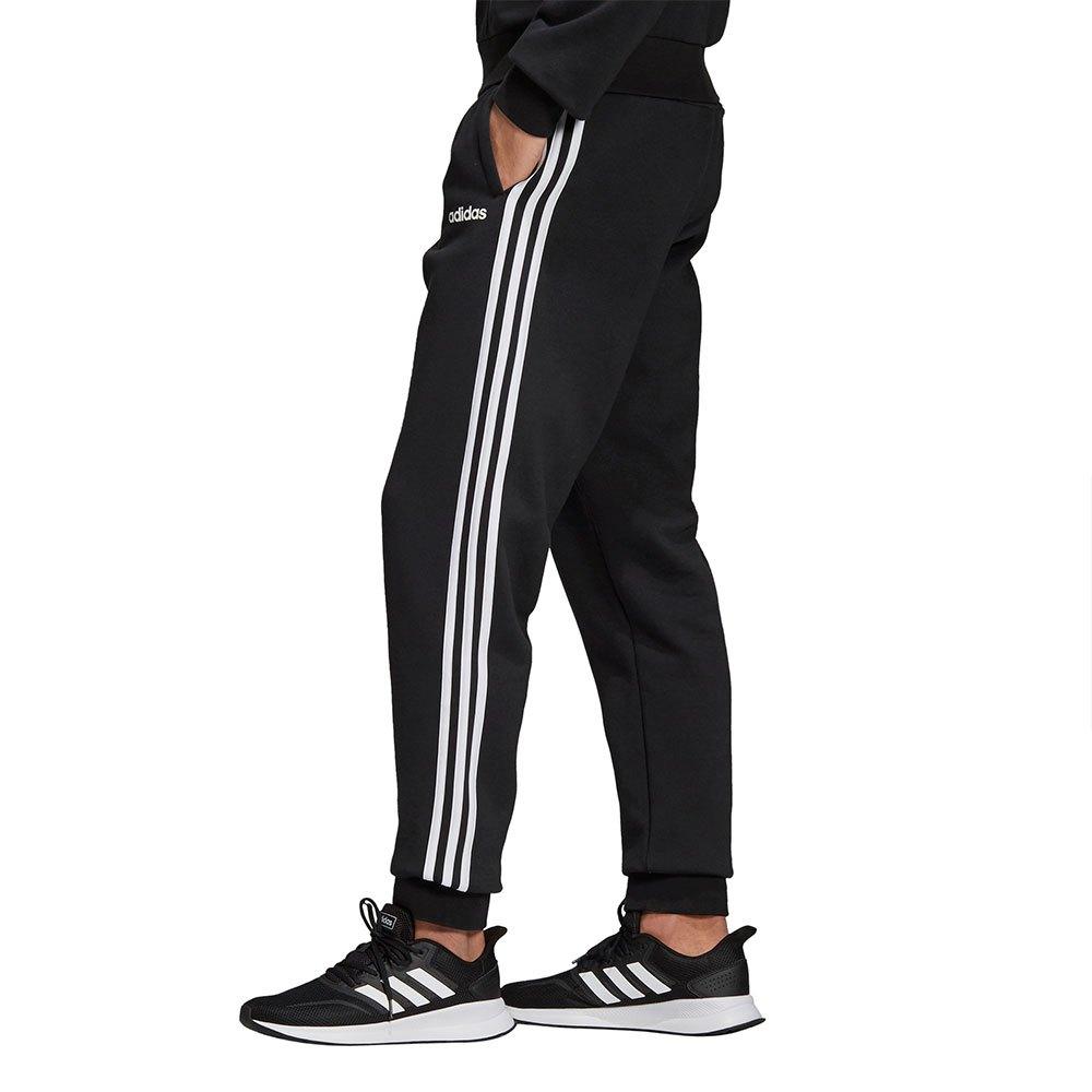 adidas Herren Hose Essentials 3 Stripes Fleece