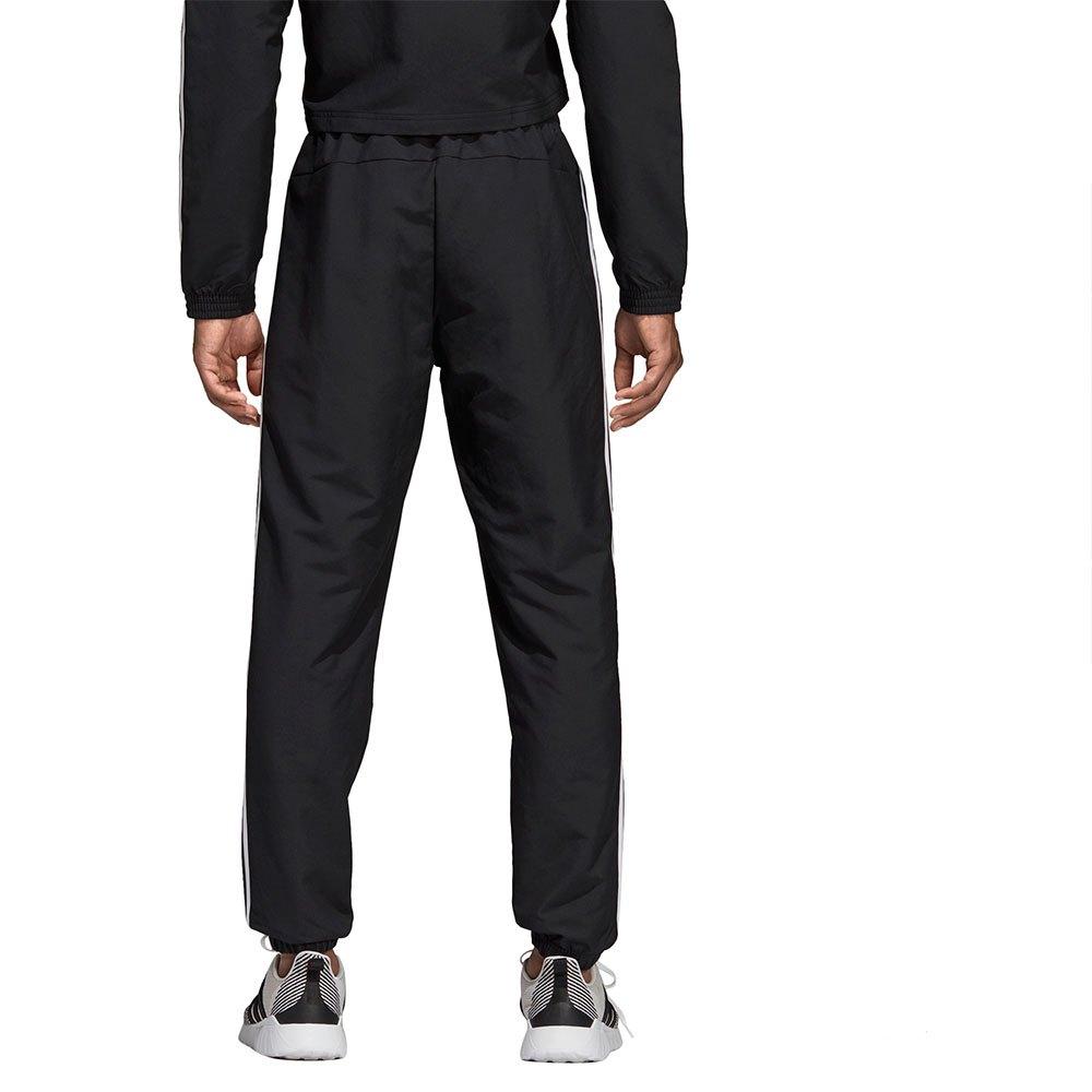 adidas Essentials 3 Stripes Wind Pants Regular