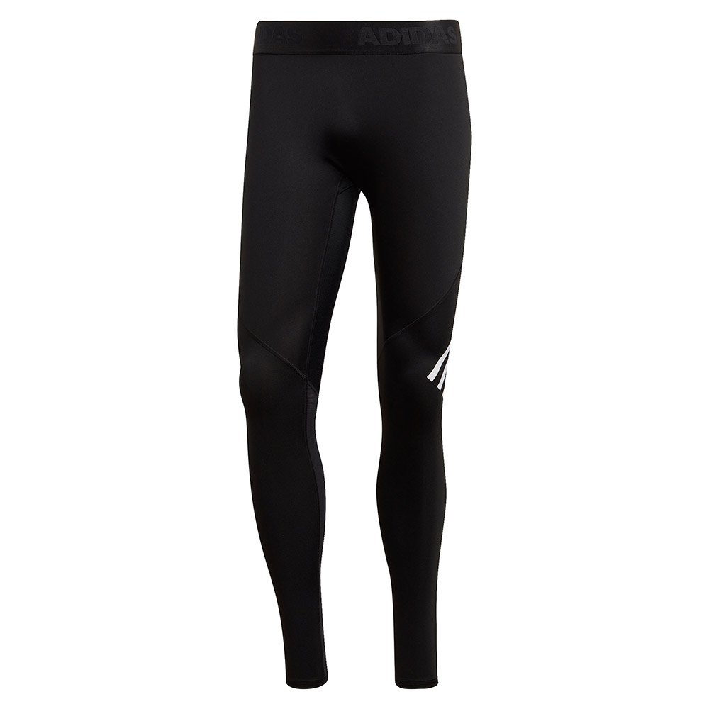 adidas Alphaskin Sport 3 Stripes Tights Regular