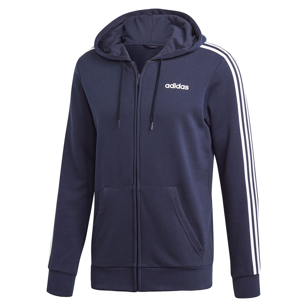 adidas Essentials 3 Stripes French Terry