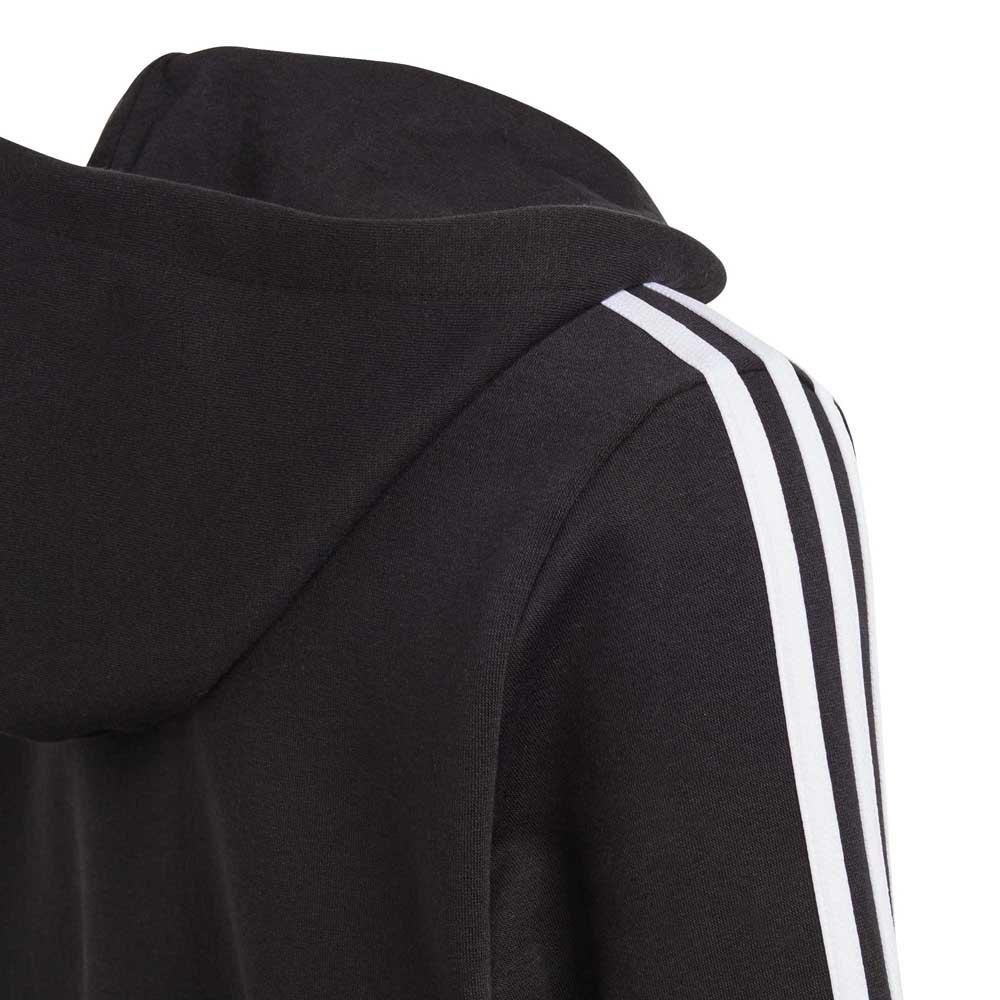adidas 3 Stripes Windbreaker Ling Hvit kjøp og tilbud
