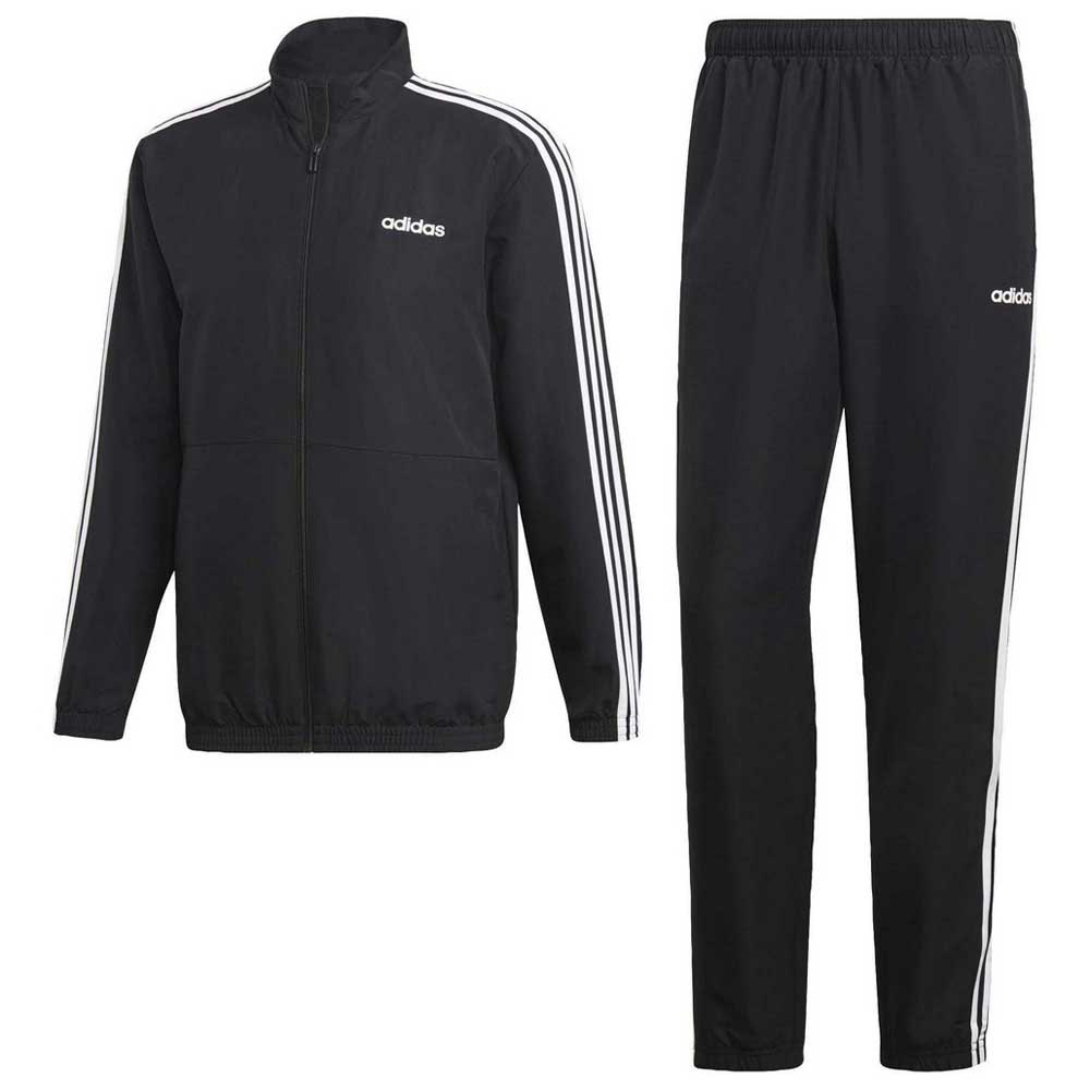 adidas 3 Stripes Tracksuit Long