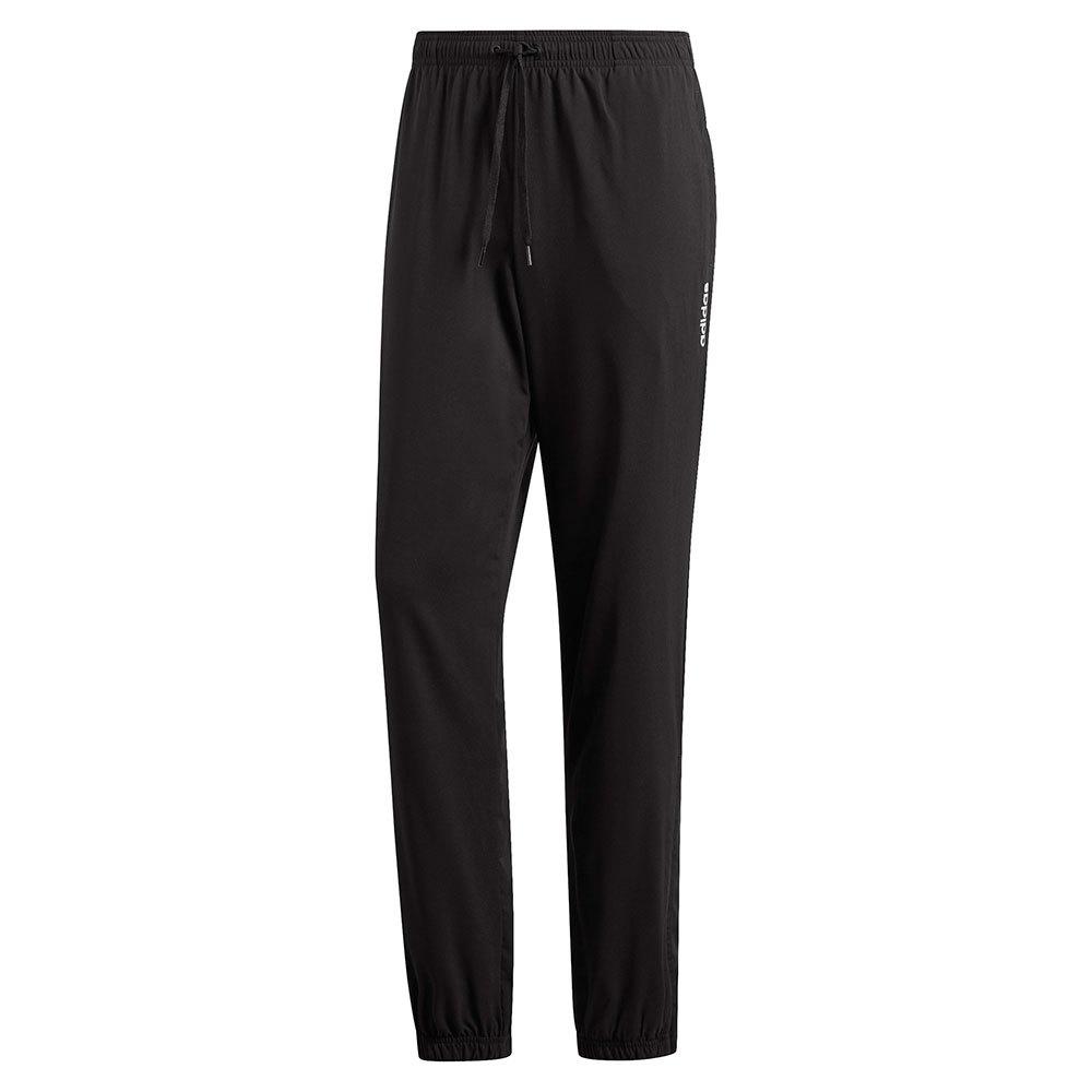 ADIDAS Pantalon multisport New Stanford Homme Noir Noir