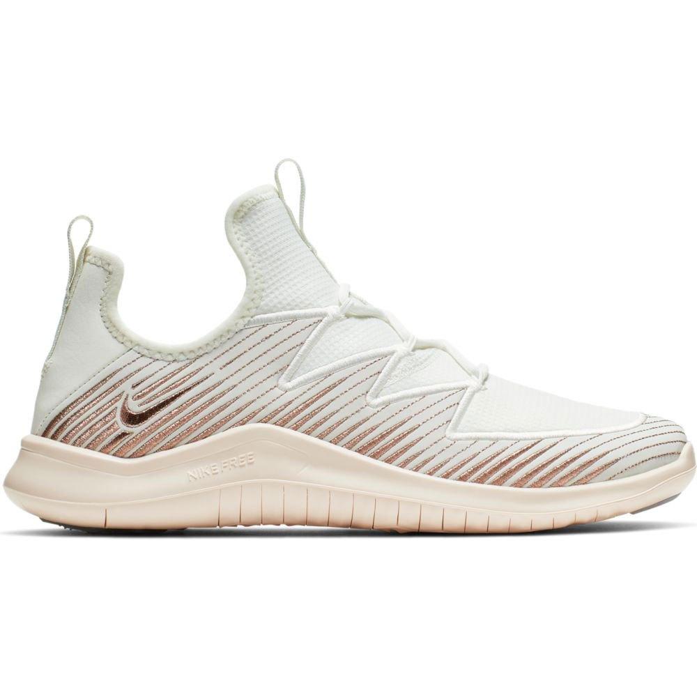 Pila de Planta de semillero altura  Nike Free TR Ultra Metallic Blanco comprar y ofertas en Traininn