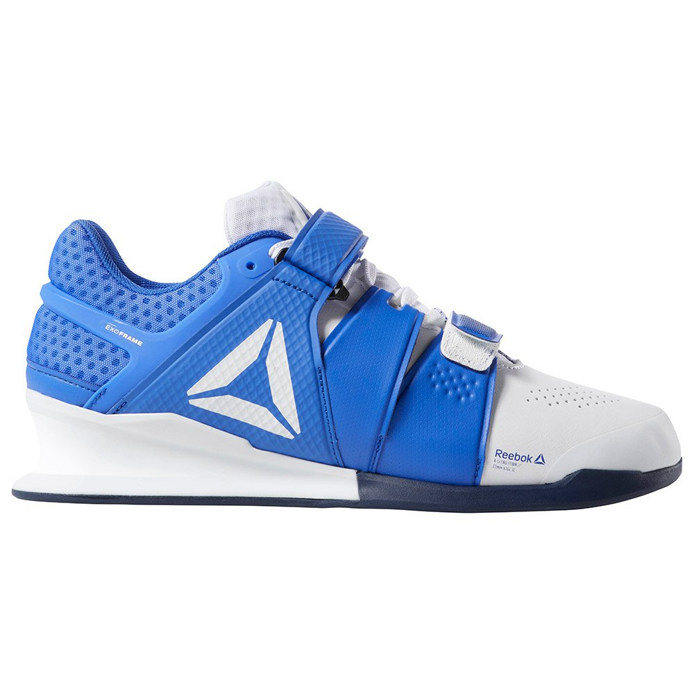 65fa19d17e9 Reebok Legacy Lifter White buy and offers on Traininn