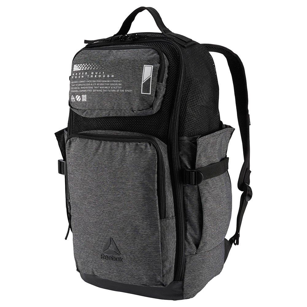 Reebok Backpack 37.3L Black buy and offers on Traininn