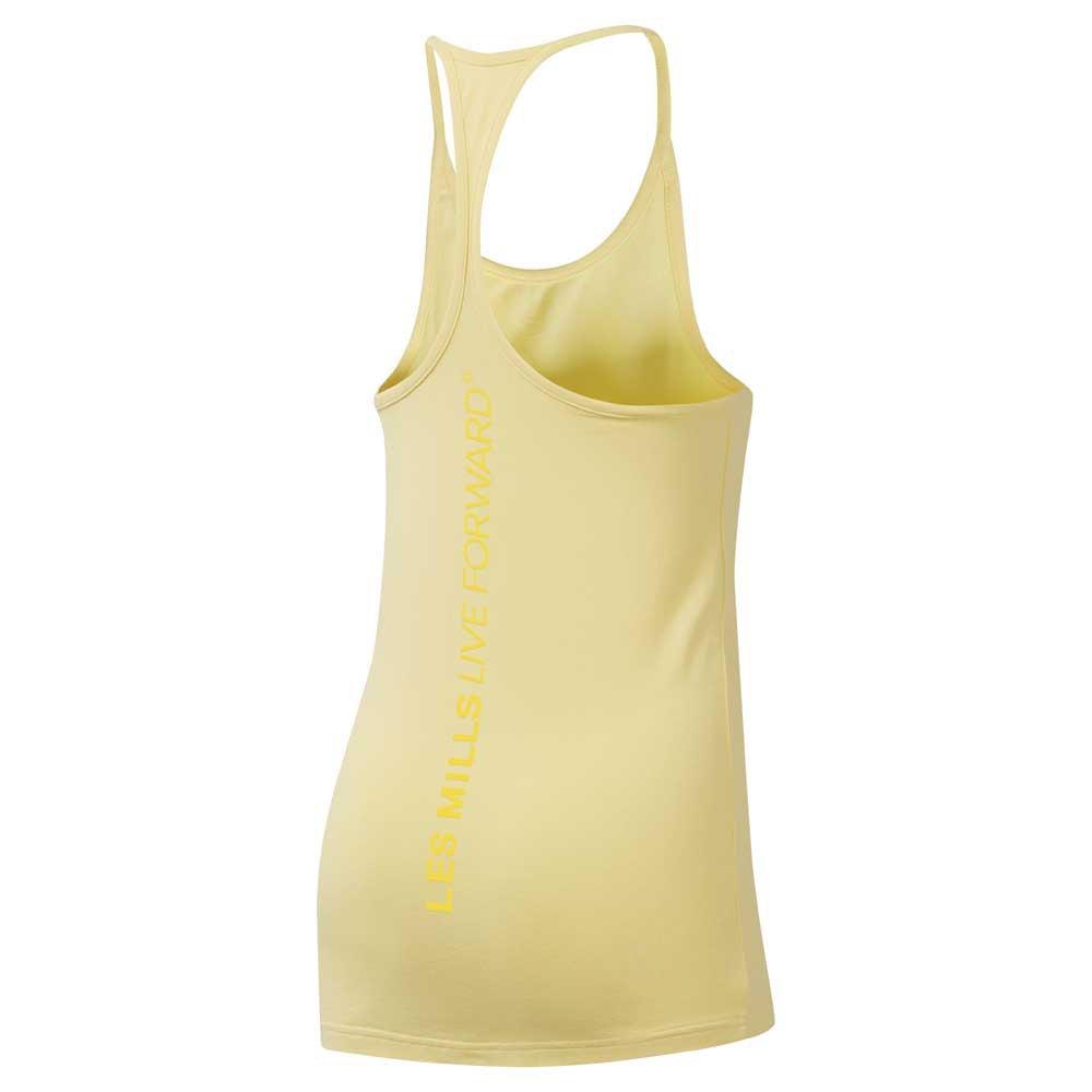 c7bd5da5c1e06b Reebok Les Mills Skinny Yellow buy and offers on Traininn