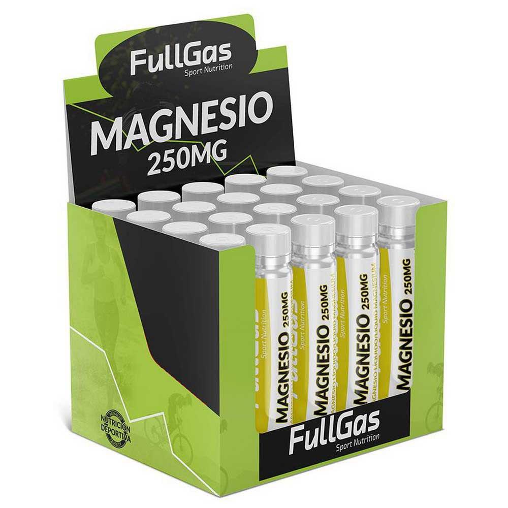 Magnesium 250mg 20 Units