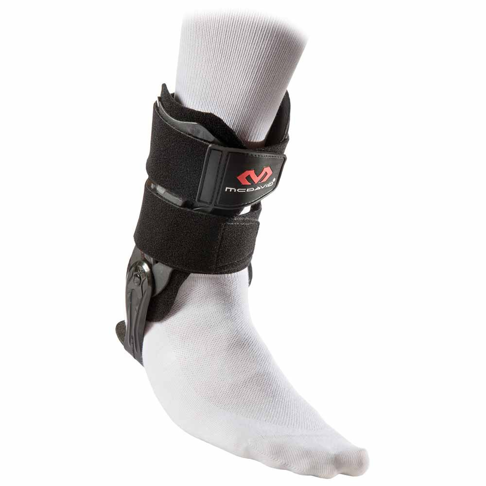 Mc david Ankle V Brace With Flexible Hinge