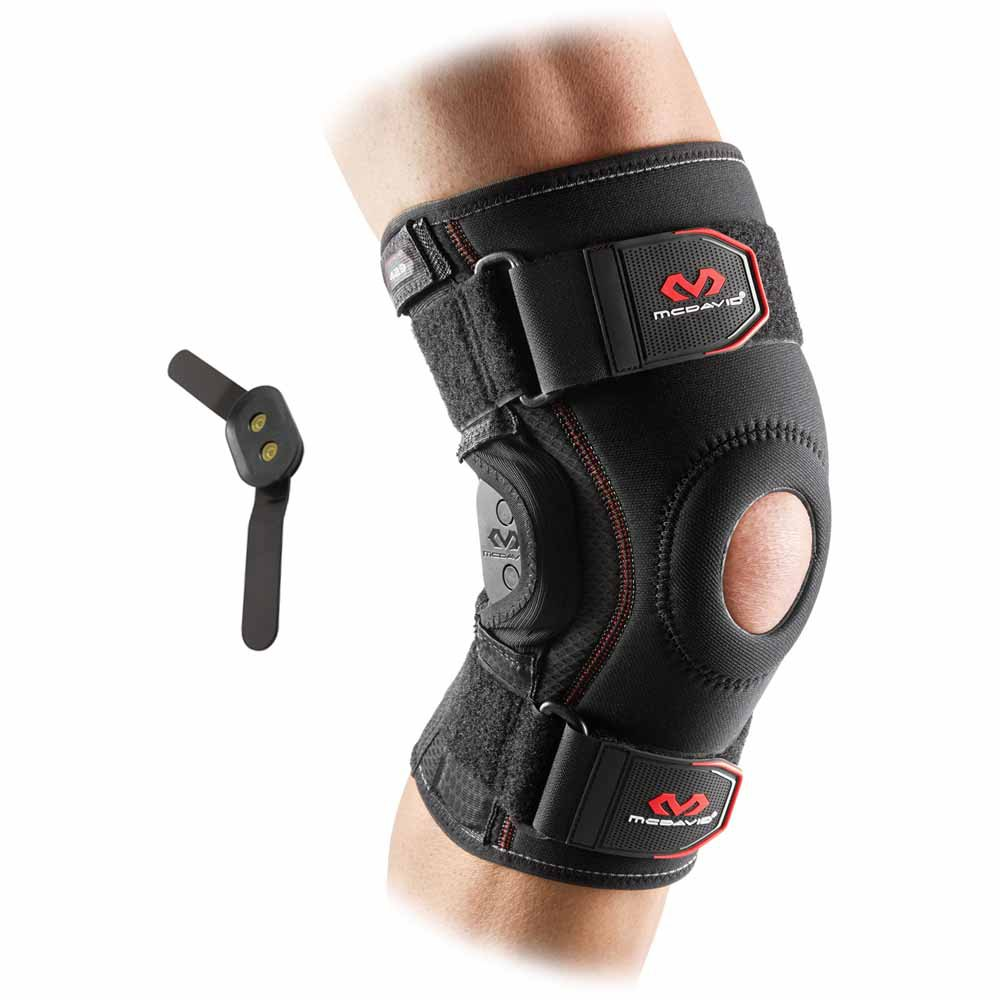 Mc david Knee Brace With Polycentric Hinges
