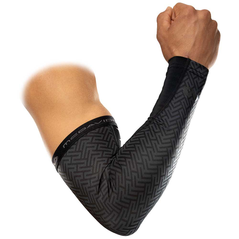Mc david X-Fitness Dual Layer Compression Arm Sleeves