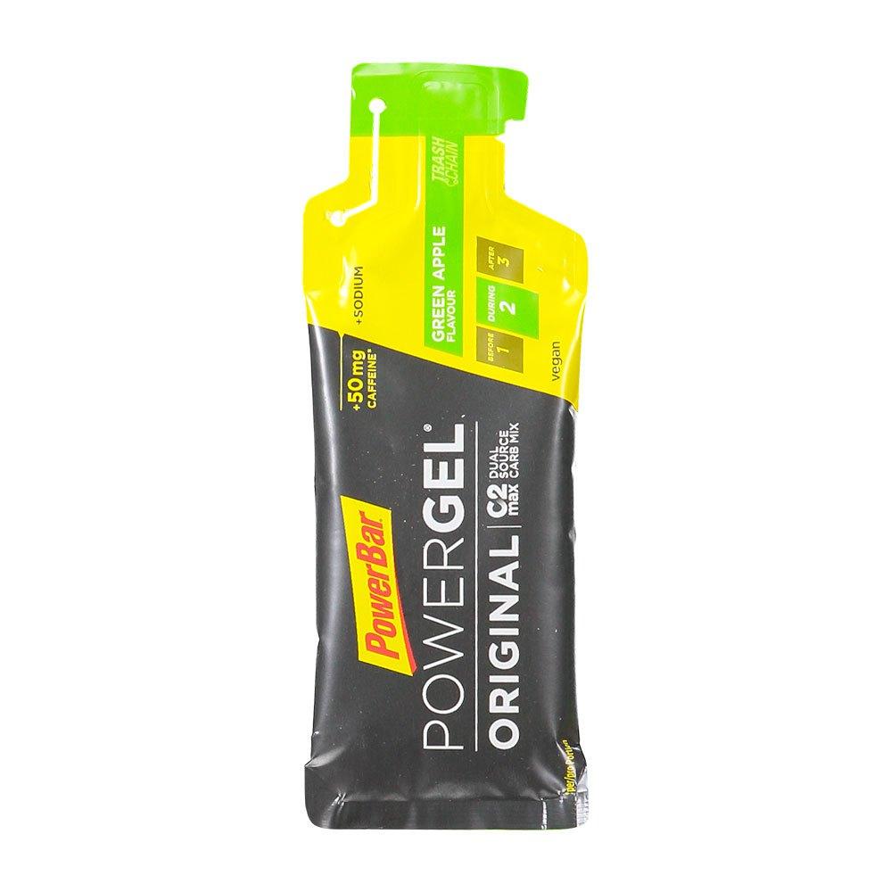 Powergel Caffeine 41gr X 24 Gels