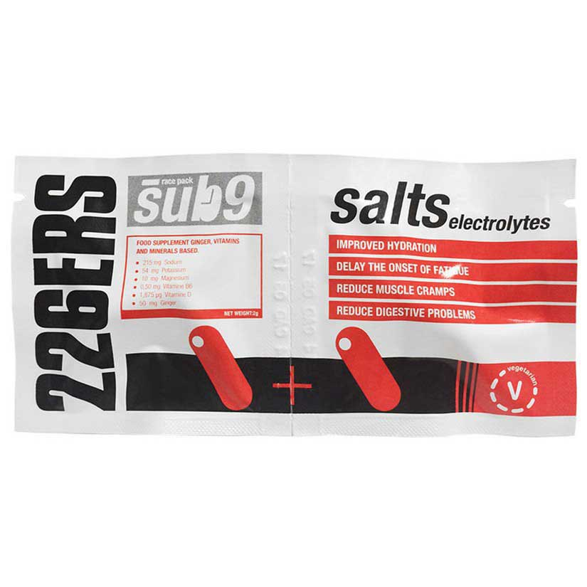 Sub9 Salts Electrolytes Duplo 40 Units