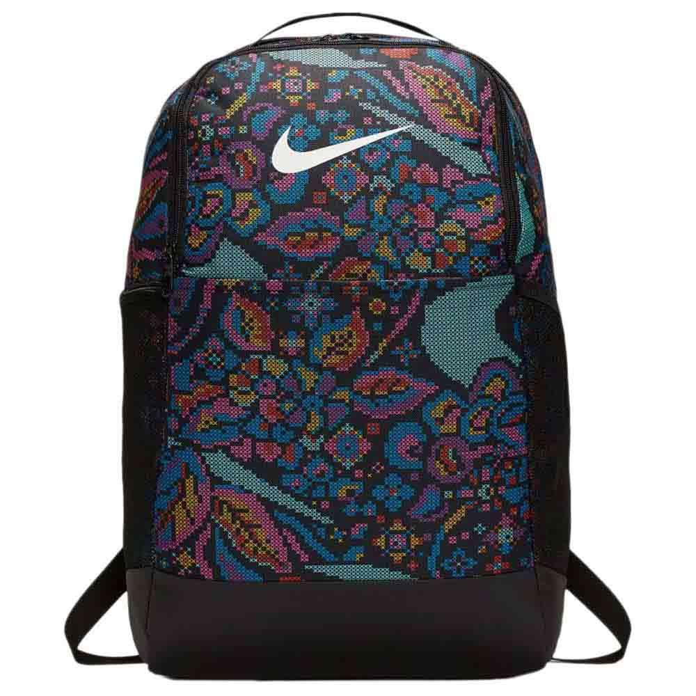 Nike Brasilia 9.0 Printed 3 Colorido, Traininn Mochilas