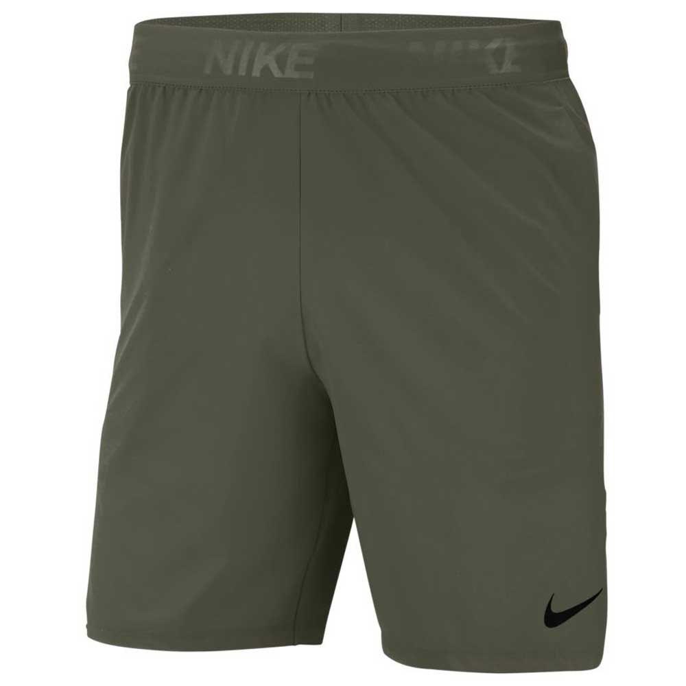 a pesar de Janice Tormento  Nike Flex Vent Max 2.0 Shorts Regular Green, Traininn