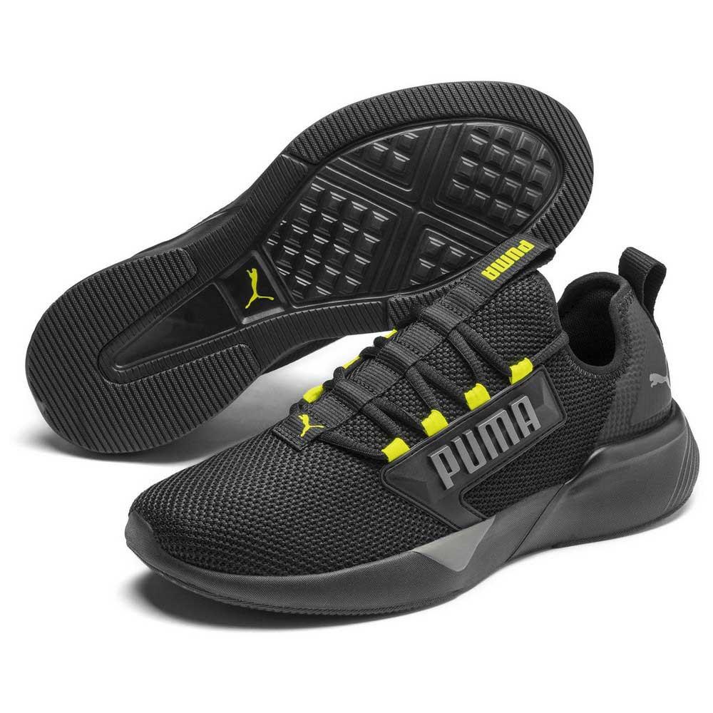 Puma Retaliate Black buy and offers on