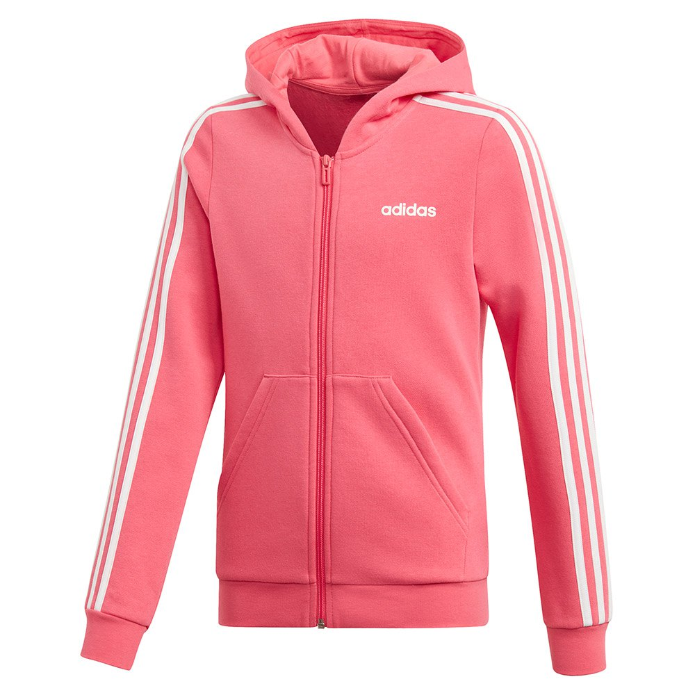 adidas Essentials 3 Stripes Rosa kjøp og tilbud, Traininn