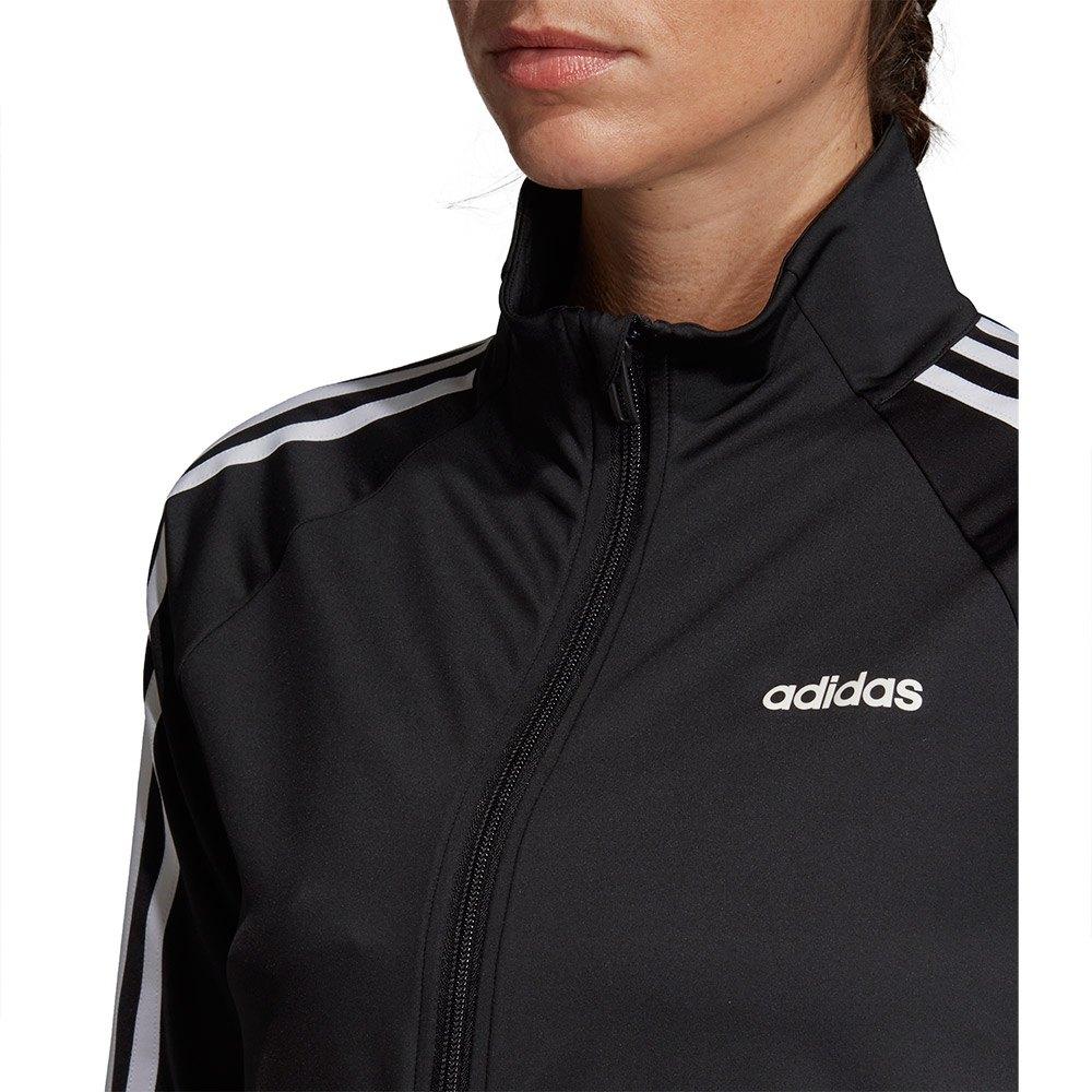 adidas Designed 2 Move 3 Stripes Track Jacket, treningsjakke