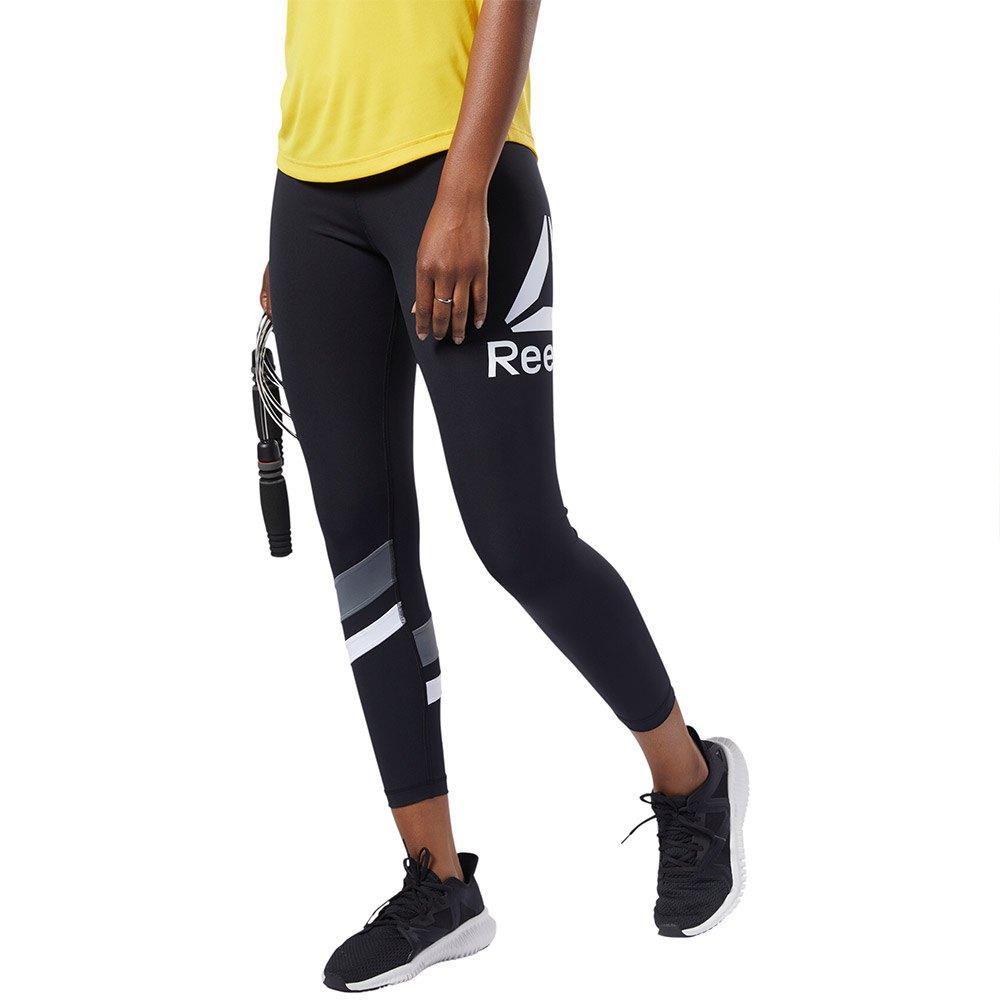 Reebok Workout Ready Big Delta Tights