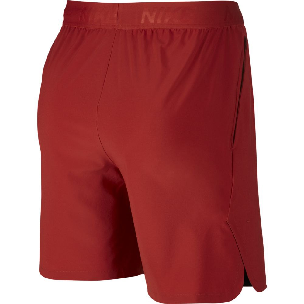 Hecho para recordar Disciplinario Año  Nike Pro Flex Vent Max 2.0 8´´ Shorts Regular Red, Traininn