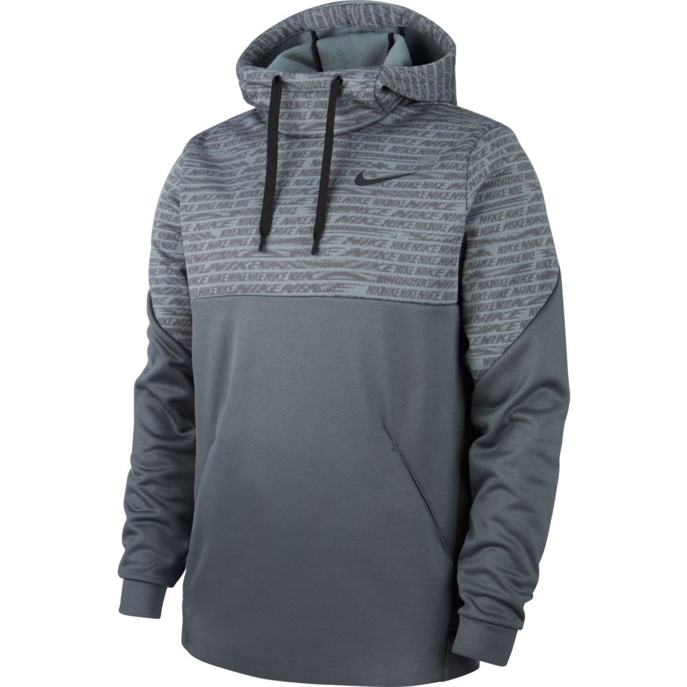 Nike Therma Grey buy and offers on Traininn