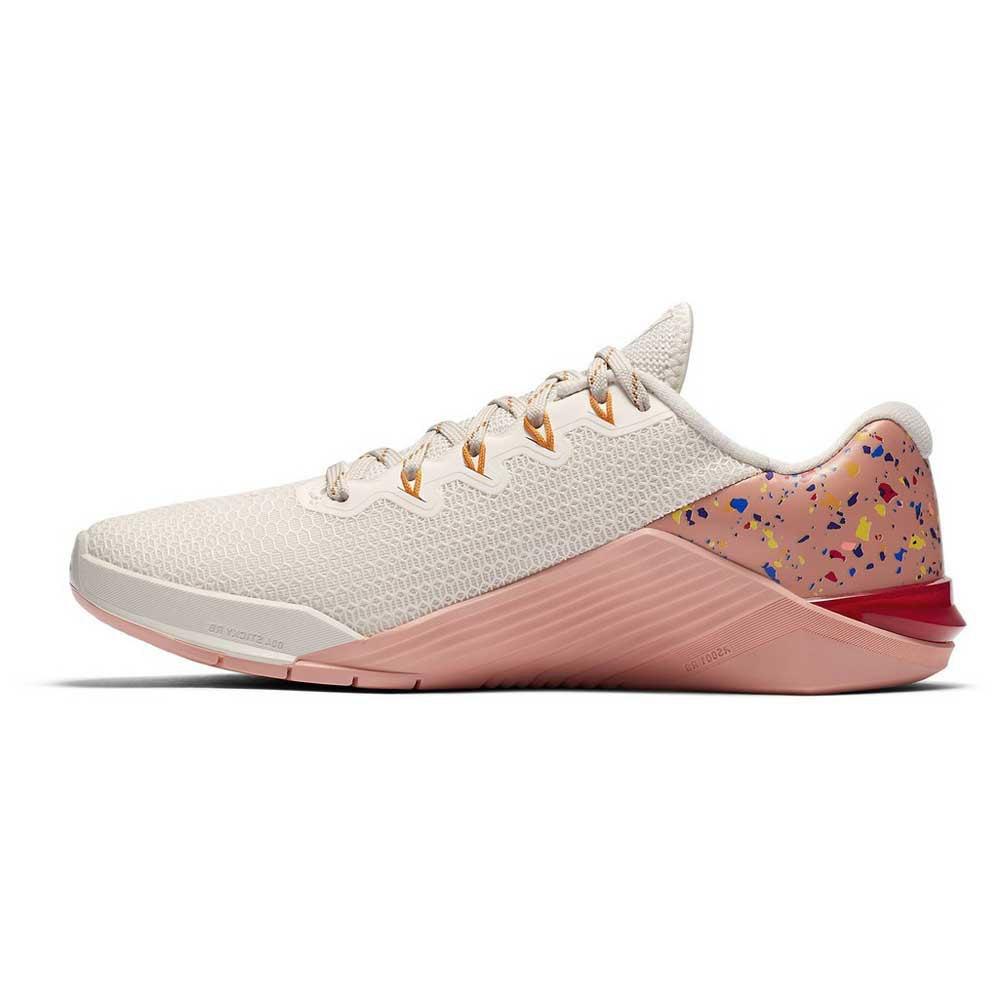 Hecho un desastre Composición aumento  Nike Metcon 5 AMP Rosa comprar y ofertas en Traininn