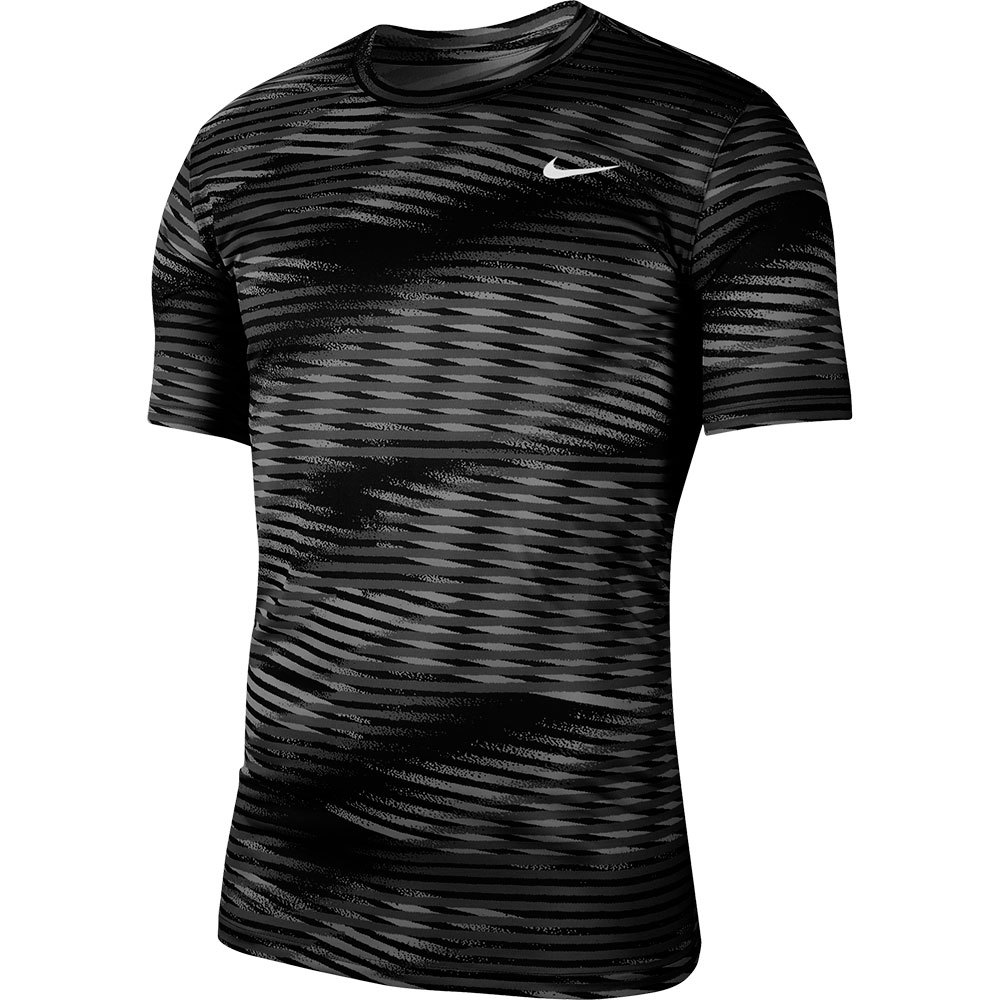 Nike Dri Fit Legend Seasonal All Over Print Noir, Traininn