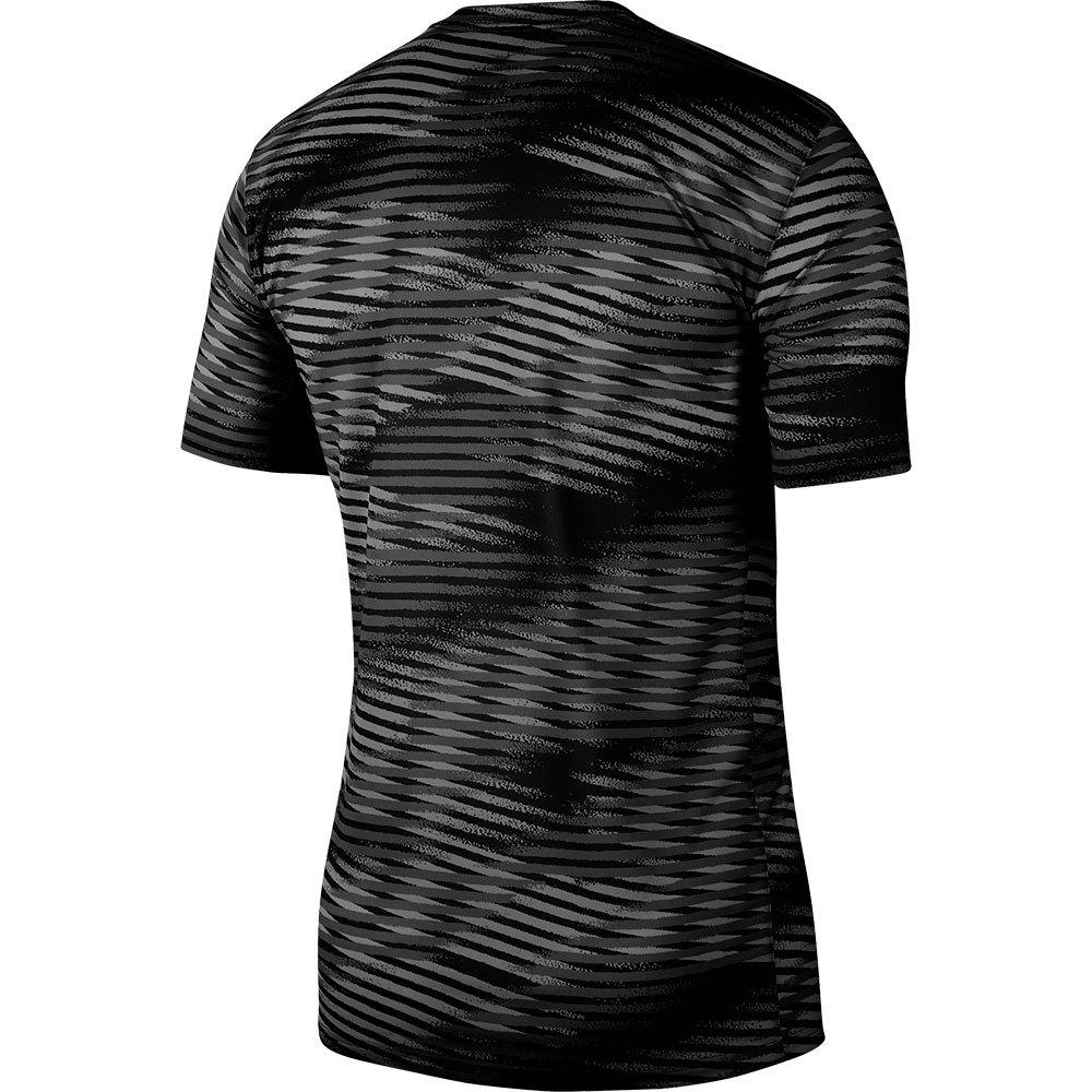 Mens Black Nike Dri Fit Legend Print