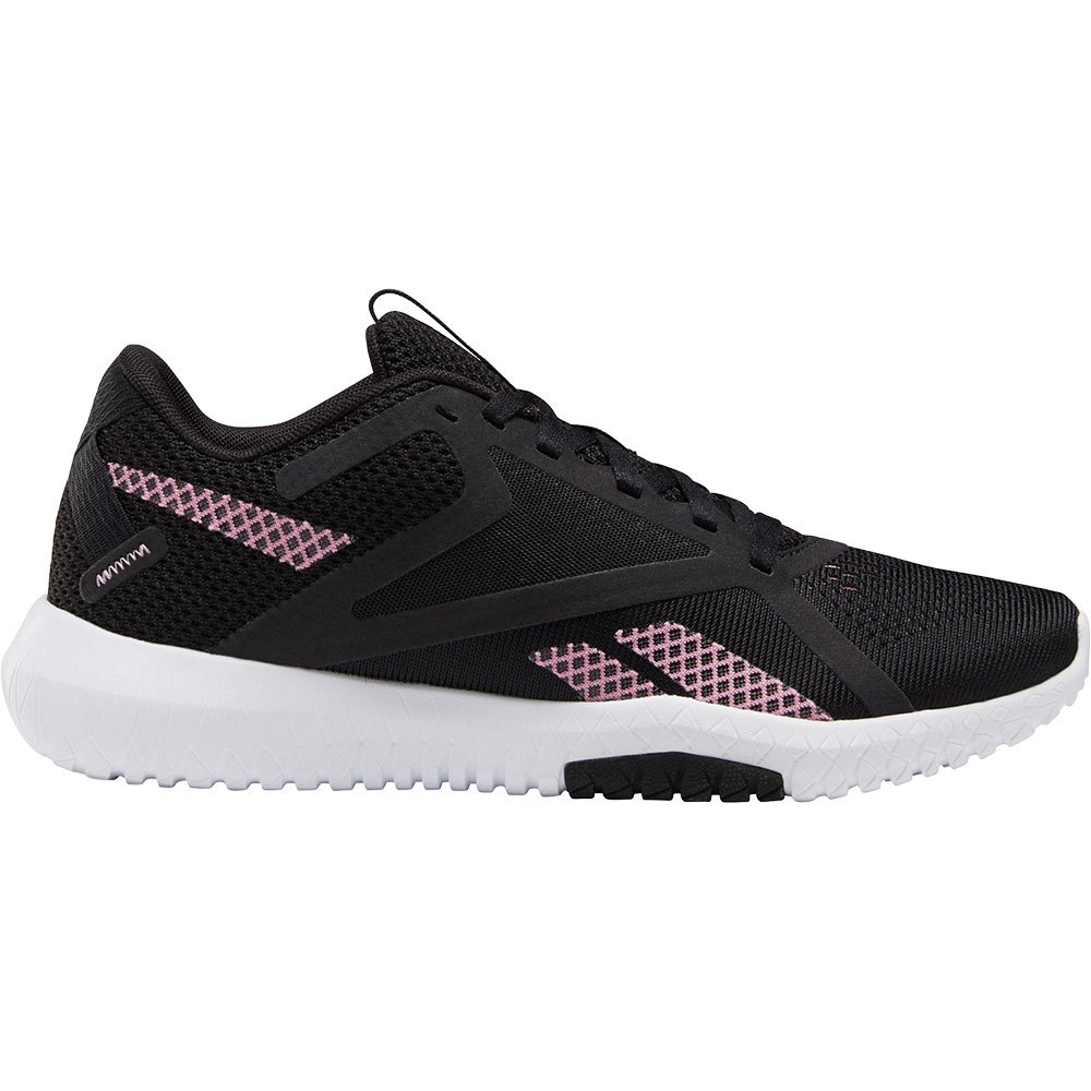 Reebok Flexagon Force 2.0 EU 37 1/2 Black / Pixel Pink / Jasmine Pink