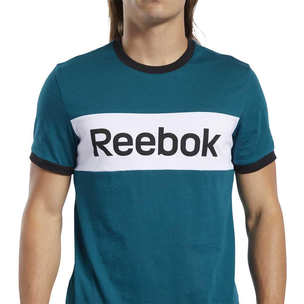 Reebok T-Shirt Linear Linear Logo Blocked