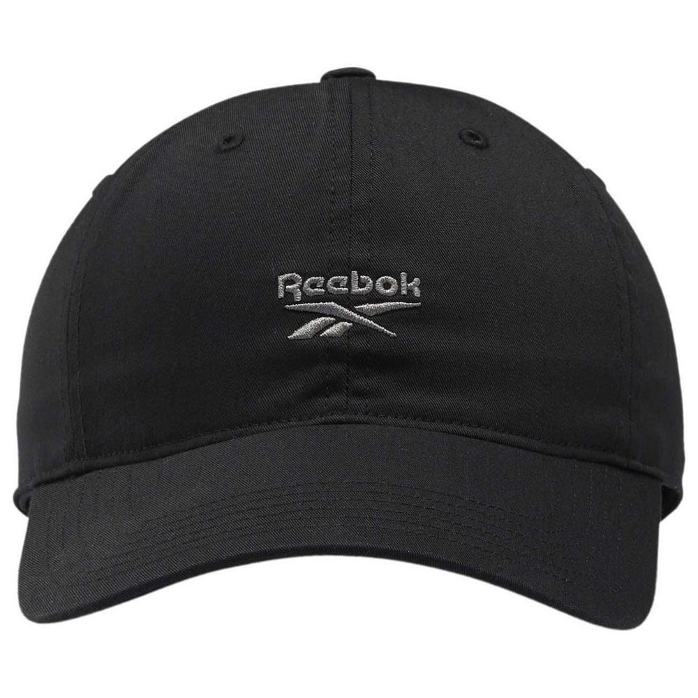 Bandeaux et casquettes Reebok Training Essentials Logo 58 cm Black