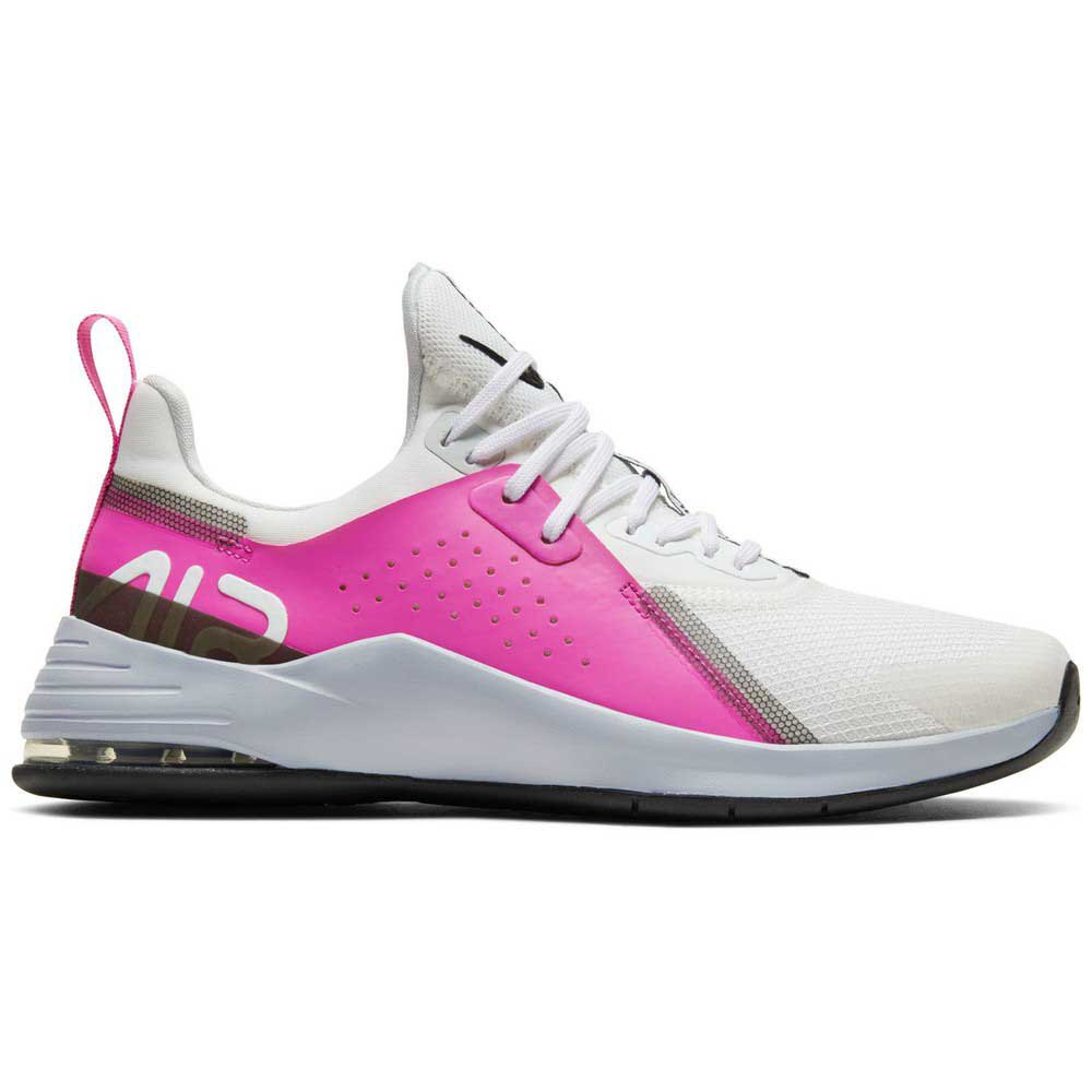 Nike Air Max Bella Tr 3 EU 41 White / Black / Fire Pink / Pure Platinum