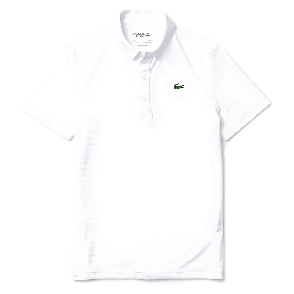 Lacoste Sport Textured Breathable