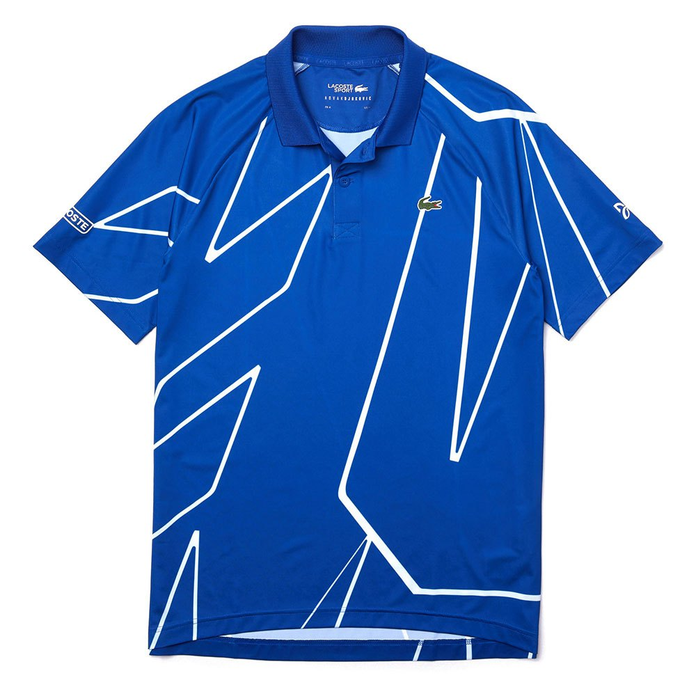 Lacoste Sport X Novak Djokovic Printed Breathable Traininn