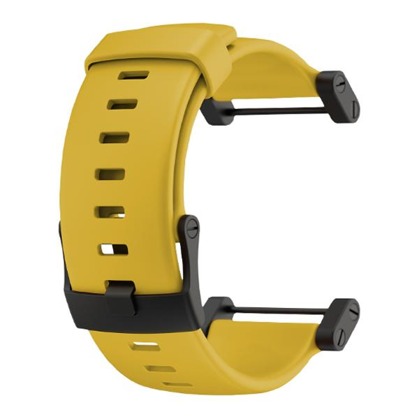 Suunto Core Crush Yellow Correa Silicona