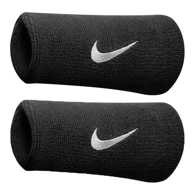 391010371 Nike accessories Wristband Doublewide Negro, Traininn