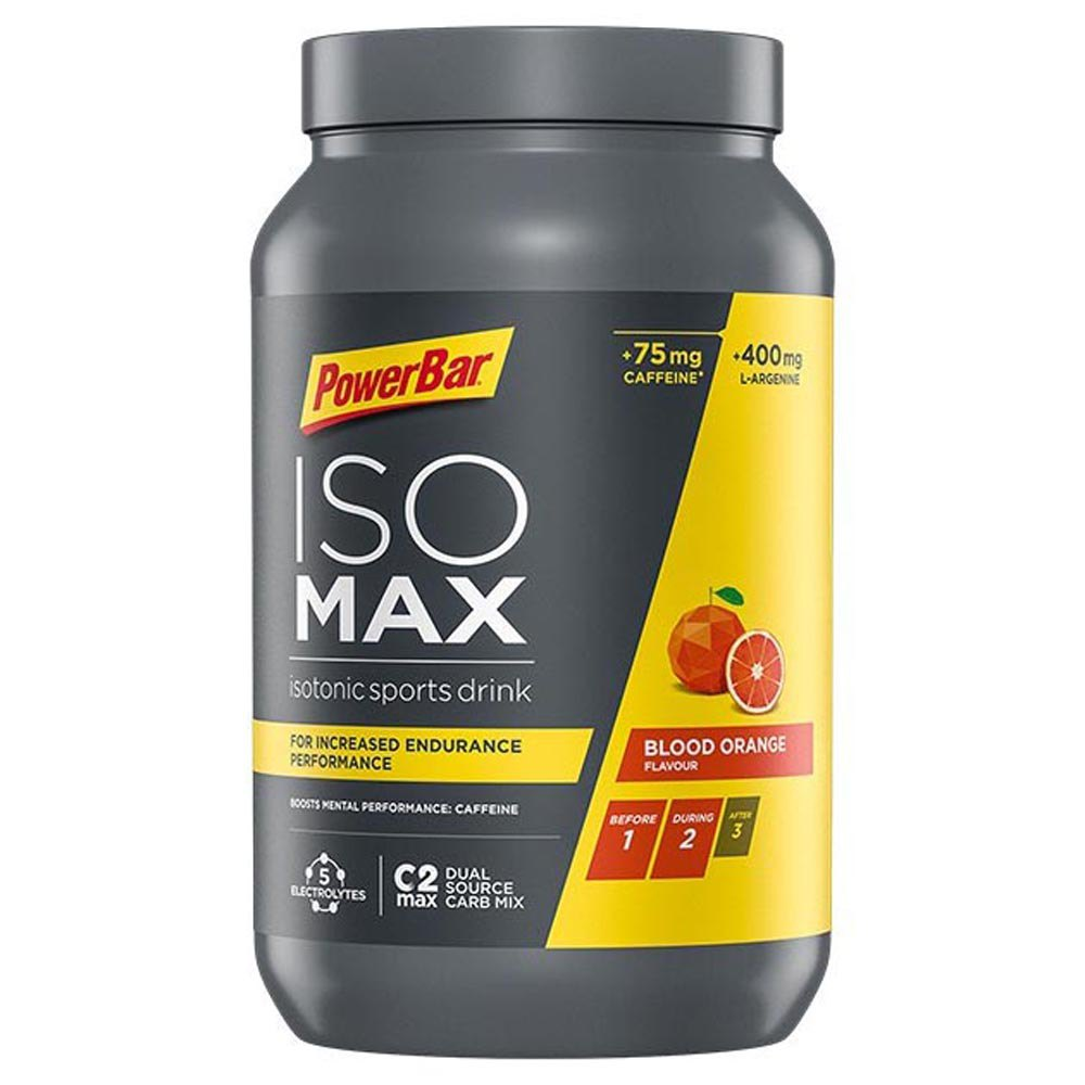 Powerbar Isomax 1.2kg Orange