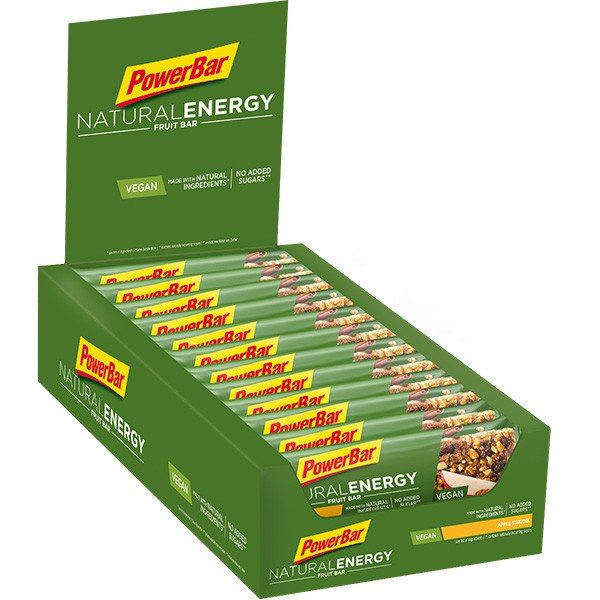 Powerbar Nat Unitsral Energy Apple Str Unitsdel 960gr x 24 Units