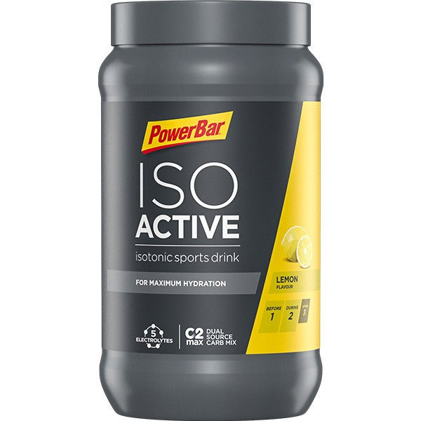Powerbar Isoactive 600gr Lemon
